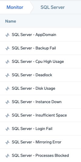 MySQL Alerts