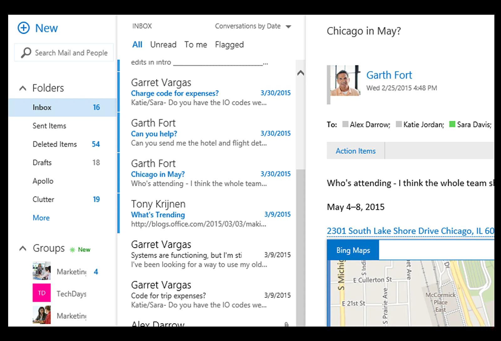 Sumo Logic Office 365 App Catalog