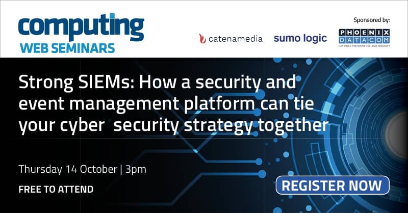 Strong SIEMs: How a security information and event management platform can tie your cyber security strategy together