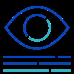 Monitor 2 color icon
