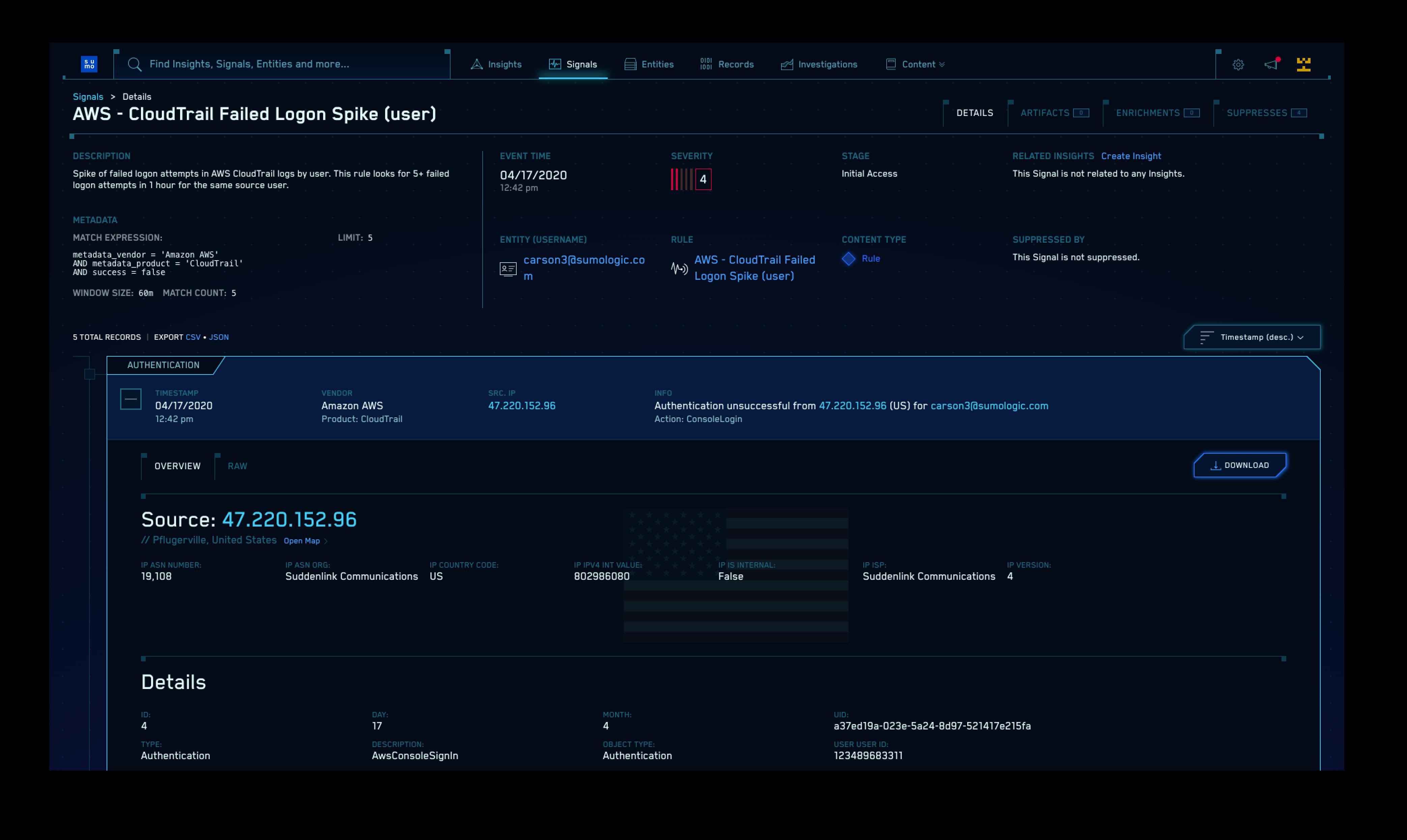 단순한 로그 이상의 원격 보안 정보 수집: 네트워크, 사용자, 애셋 및 API