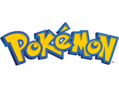 Pokemon logo row